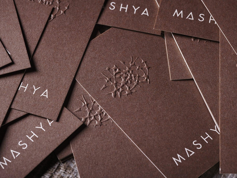 ׳Mashya's story׳